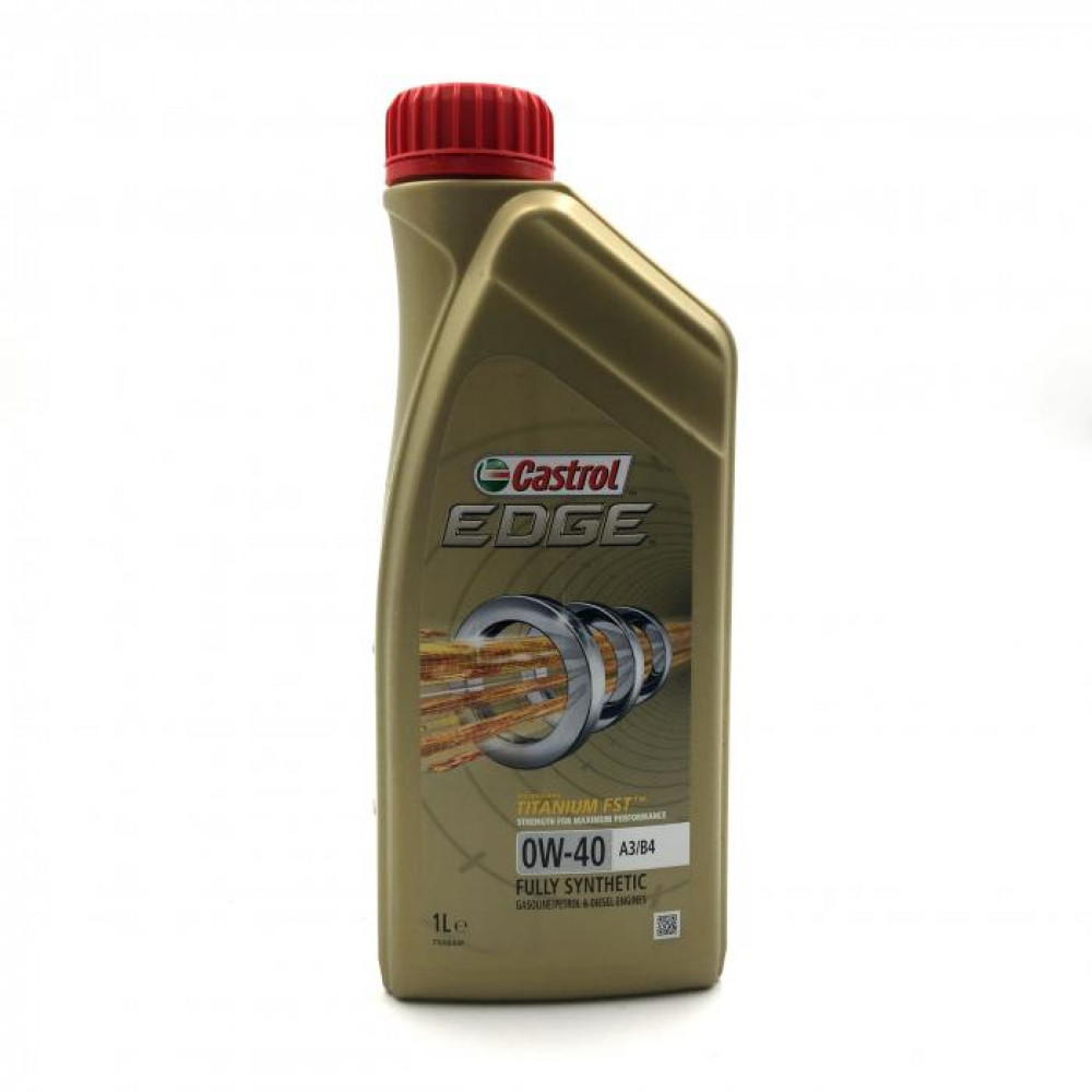 Castrol   EDGE SUPERCAR  синт   0W20  4л, масло моторное