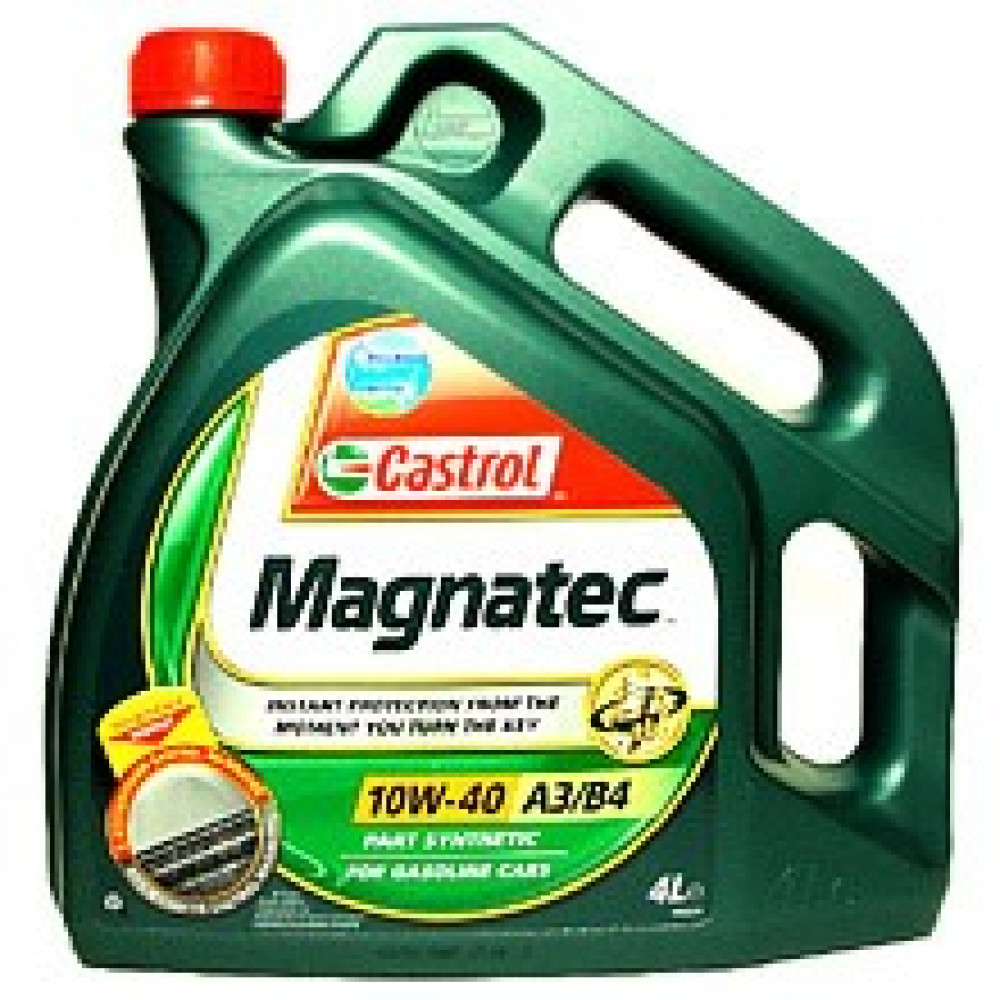 Castrol     Magnatec  10W40  4л, масло моторное